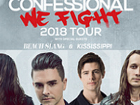 Dashboard Confessional: We Fight Tour