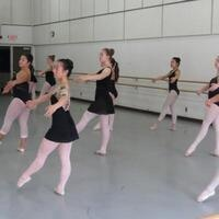 2018 Summer Academies in the Arts: Conservatory Dance