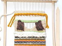 Beginner's Loom Weaving Class