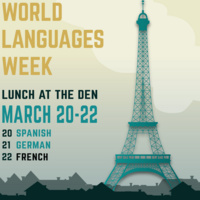 World Languages Week at the Wildcat Den