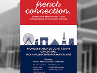 Event image for Gala Event: The French Connection