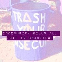 ANAD WEEK Trash Your Insecurities