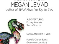 Megan Levad Reading