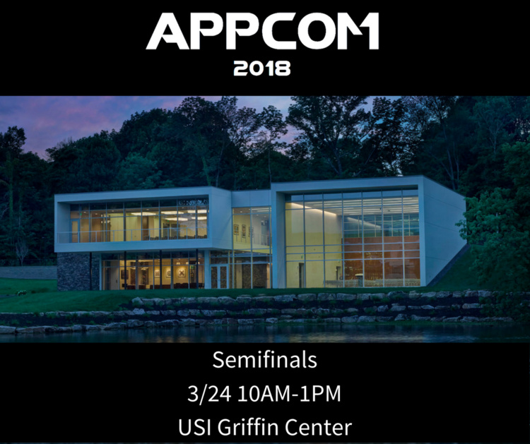 Appcom Semi-Finals At Griffin Center