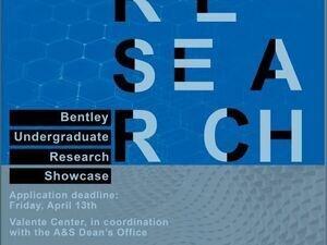 2018 Bentley Undergraduate Research Showcase