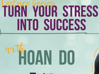 JCSU Lecture Series: Turn Your Stress Into Success
