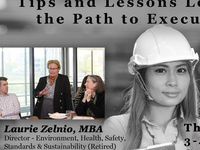Tips and Lessons Learned from the Path to Executive Level