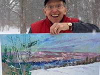 Original Paintings by Dick Kane