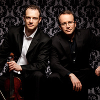 LIVE-STREAMED | David Riley, piano and Jasper Wood, violin