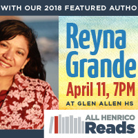 All Henrico Reads with Reyna Grande