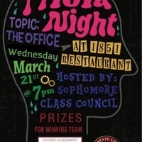 Class Council Trivia Night