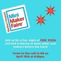 Mini Maker Faire Meet & Greet