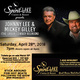 Johnny Lee and Mickey Gilley - The Urban Cowboy Tour