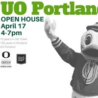 UO Portland Open House