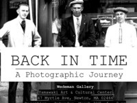 Back in Time Exhibition Reception