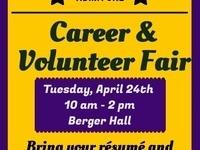 Career & Volunteer Fair