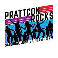 PrattCon 2018: PrattCon Rocks!