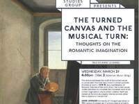 "European Studies Group: ""The Turned Canvas and the Musical Turn"""