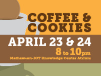 University Libraries Coffee & Cookies