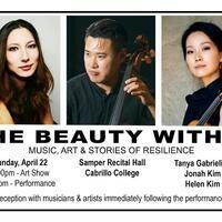 The Beauty Within: Music, Art and Stories of Resilience