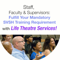 Sexual Violence & Sexual Harassment Prevention Training by Life Theatre