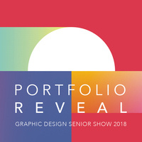Portfolio Reveal: Graphic Design Senior Show