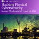 MD5 Hackathon: Critical Infrastructure and Physical Cybersecurity