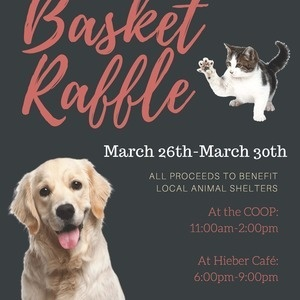 Pet Pals Fundraiser for Local Animal Shelters