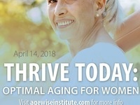 Thrive Today: Optimal Aging for Women