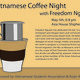 Vietnamese Coffee Night