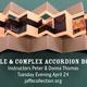 Simple & Complex Accordion Books