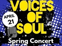 Voices of Soul Spring Concert