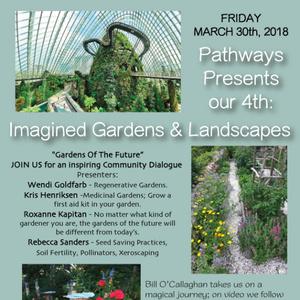 Imagined Gardens U0026 Landscapes: Visionary Ideas For Future Gardens    Calendar View