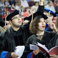 Spring 2018 Graduate Commencement