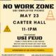 Employee Picnic - No Work Zone