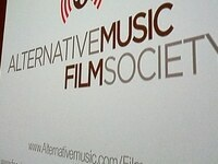 Alternative Music Film ~ cancelled for this month