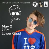 Last Day of Class Concert: GNASH