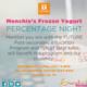 Menchie's Percentage Night for UT FUTURE Program
