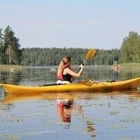 Sea Kayaks on Rivers - Eugene to Harrisburg