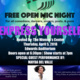 "FREE Open Mic Night - ""Express Yourself"""
