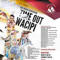 48th Annual UNDIA Time Out Wacipi