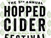 Reverend Nat's Fifth Annual Hopped Cider Fest