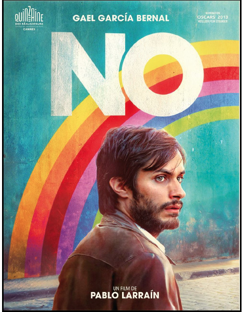 NO // Hispanic Film Series Screening