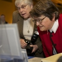 Sister Helen Prejean: Special Collections and Archives Visit and Q&A