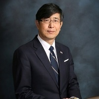 "Akira Chiba, Consul General of Japan in Los Angeles, ""150 Years of Meiji: Japan's Response to an Unchartered Era"""