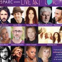 SPARC Presents LIVE ART: LOVE