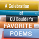 CU Favorite Poem Project