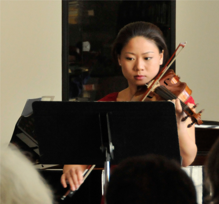 The 16th Annual Prokopoff Violin Concert