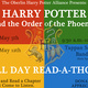Harry Potter Read-a-Thon (Part 1/2)