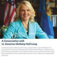 A Conversation with Lt. Governor Bethany Hall-Long
